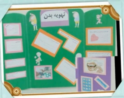 آثار دانش آموزان در جشنواره علمی جابربن حیان