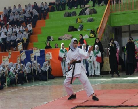 پنجمین دوره مسابقات ورزشی جام فجر